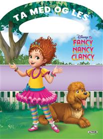 Lesebok WD Fancy Nancy med hank